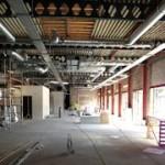 Construction Progress September 2013